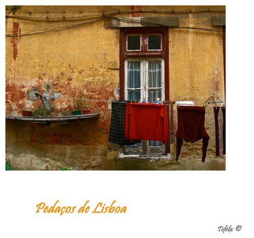 Lisboa pedaços