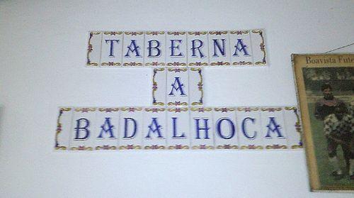 BADALHOCA