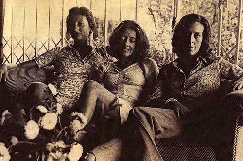 Maria Teresa Horta, Maria Isabel Barreno et Maria Velho da Costa