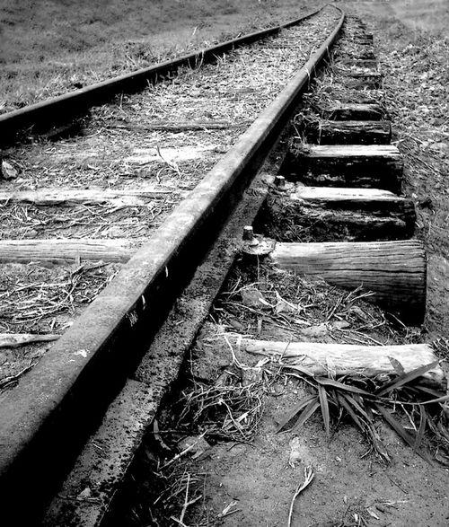 Estrada de ferro para o nada