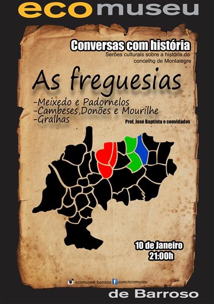 MONTALEGRE - IX Conversas com Historia