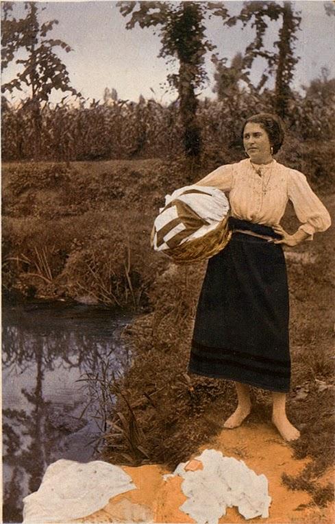 A lavadeira de Vizela