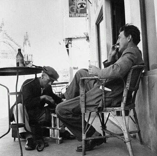 Thurston Hopkins BATALHA 1954
