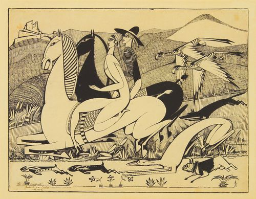 Amadeo_de_Souza-Cardoso,_The_Hawks,_1912,_indian_ink_on_paper,_27_x_24,3_cm (1)