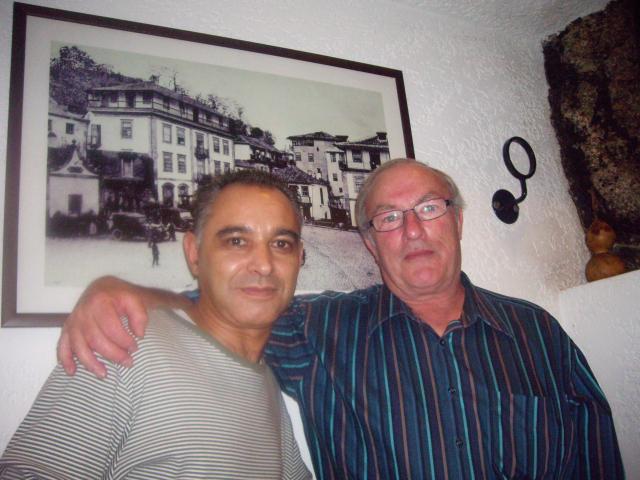 Antero et Gérard